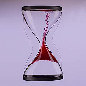 Impossible Hourglass (Sunrise Red)