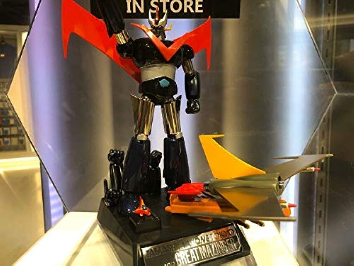 [해외] TAMASHII NATIONS TOKYO 한정 초합성피혁금 혼 GX-02R 그레이트 마징가 TOKYO LIMITED 혼네이 숀의 도쿄 TNT 나가이 고 마징가Z