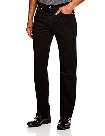 Levi´s Vaquero 751 Standard Fit Negro W44L34