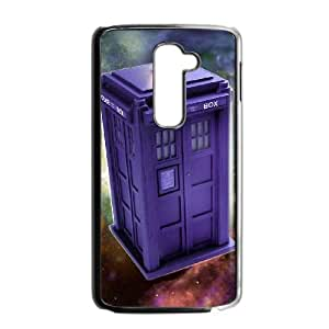 LG G2 Cell Phone Case Black Doctor Who ehfc