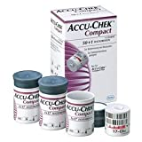 Accu-chek Compact Test Strips Box 50+1