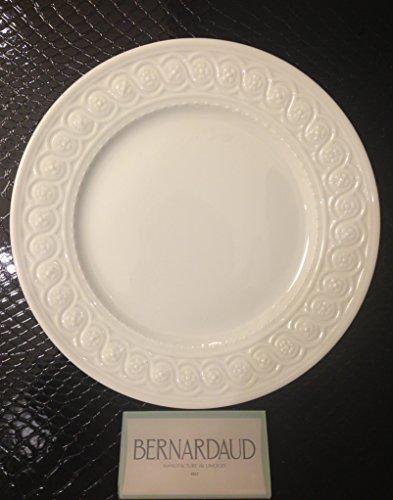 Bernardaud Louvre White Dinner Plate