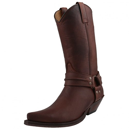 Marrone Boots Marrone Sendra marrone marrone Sendra uomo Boots Stivali 0qfPBnw