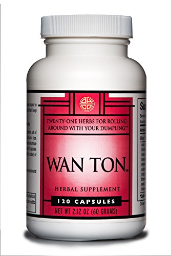 OHCO Wan Ton – Alternative Medicine Herbal Supplement for Sexual Wellness, Libido, Enhanced Sexual Energy, Depression and Stress Support – Natural Remedy for Men and Women {120 Capsules}