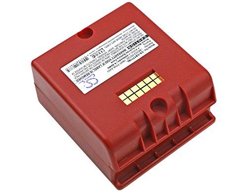 Replacement Battery for Cattron Theimeg LRC, LRC-L, LRC-M (2000mAh)