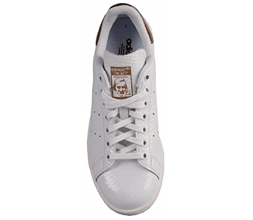 sneakers for cheap f4c33 7ab50 ... australia adidas womens stan smith copper white kettle snakeskin  metallic rose gold s79411 us 8.5 1385d