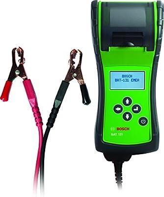 Comprobador de baterías Bosch bat131