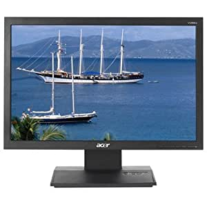 Acer V193WEJbd 19' LCD Monitor - 5 ms. 19IN WS LCD 1440X900 V193W EJBD VGA DVI BLACK 5MS LCD. Adjustable Display Angle - 1440 x 900 - 16.7 Million Colors - 250 Nit - 50000:1 - DVI - VGA - Black