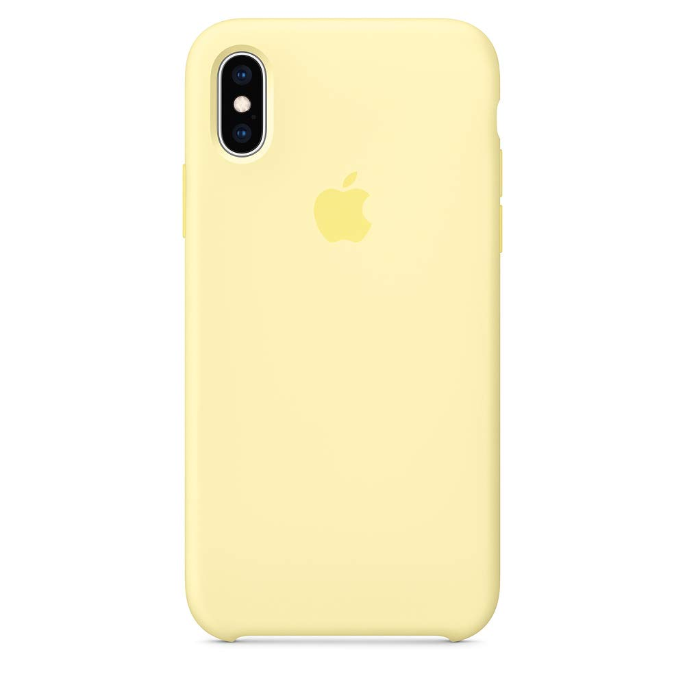 Trineybell Soft Silicone Case Cover for Apple iPhone Xs Max 2018 (6.5inch) Boxed- Retail Packaging