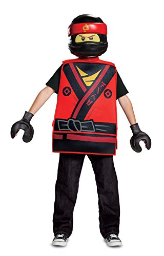 Disguise Kai Basic Child Costume, One Size Child
