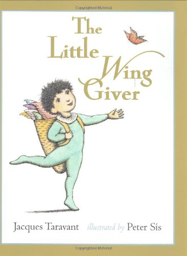 The Little Wing Giver PDF