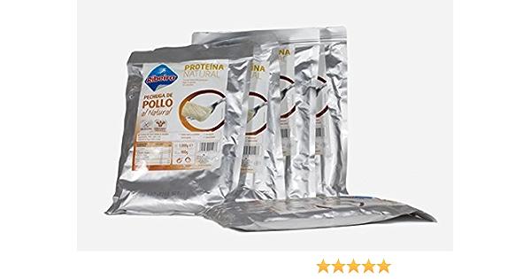 Ribeira - Pechuga de Pollo Natural - 1 kg (Saco): Amazon.es ...