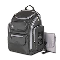 Jeep Perfect Pockets Baby Diaper Bag Backpack - Small Bag with 12 Roomy Pocke...