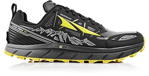 Altra Lone Peak 3.0 Low Neo Shoe - Men's Black/Yellow free shipping low shipping fee free shipping many kinds of 7gxlkOB