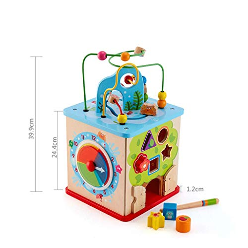 LIUFS-TOY Game Box Round Bead Treasure Box Beaded Large Creative Children's Educational Toys (Color : Multi-Colored, Size : L) by LIUFS-TOY (Image #6)