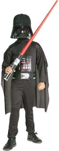 Rubies Deutschland 3 4102 - Disfraz de Darth Vader para niño, talla ...