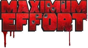Deadpool Decal Maximum Effort 10