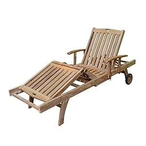 41NwpSfsJqL._SS300_ Teak Lounge Chairs & Teak Chaise Lounges