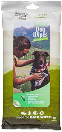 Adventure Medical Kits Wipes 8 Count