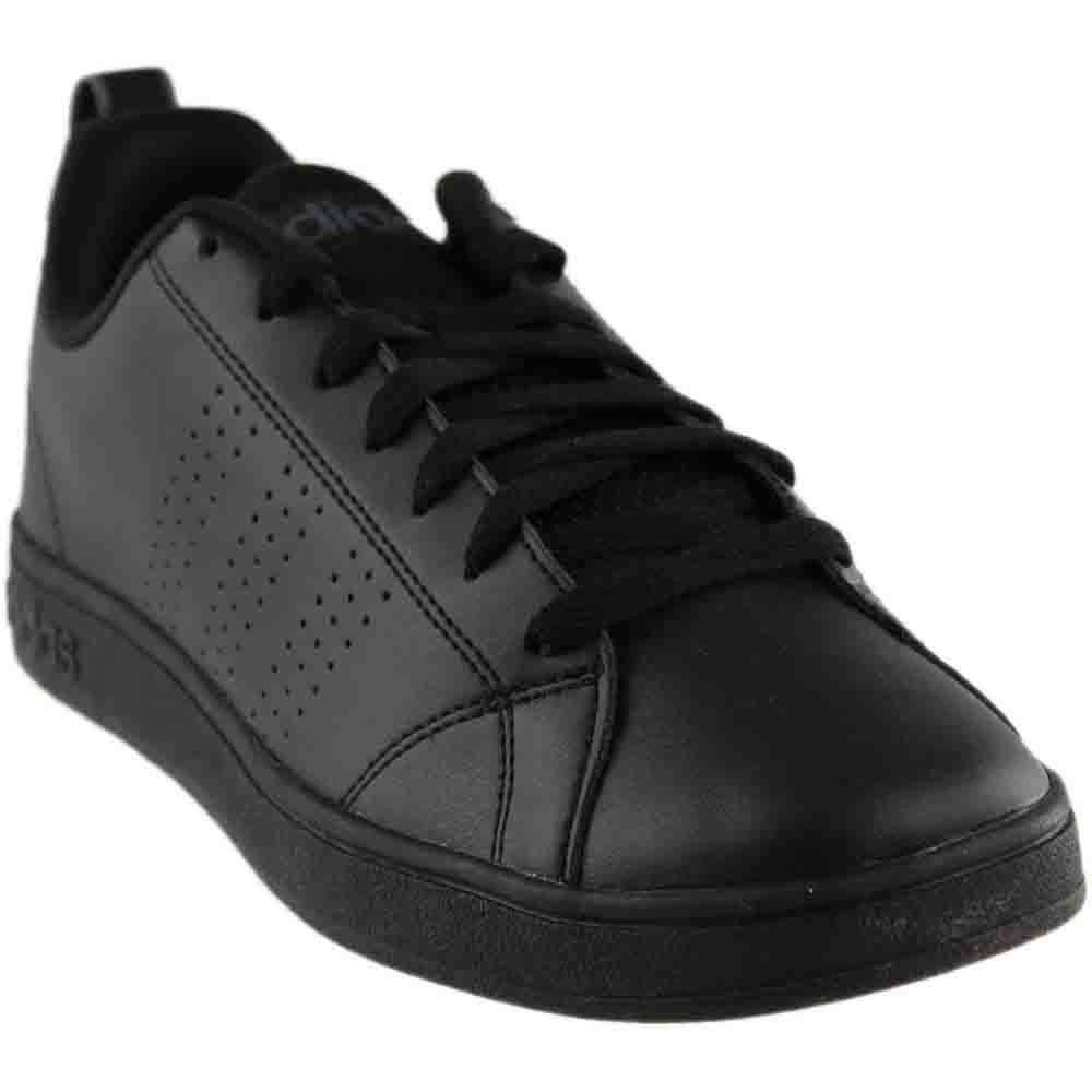 size 40 b2654 097e7 Galleon - Adidas NEO Mens Advantage Clean VS Lifestyle Tennis Shoe,Black BlackLead,11 M US
