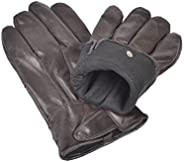 Reed Men's Genuine Leather Warm Lined Driving Gl
