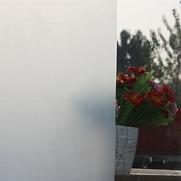 XI.W.H Autoadhesivo película mate de vidrio translúcido adhesivos ...