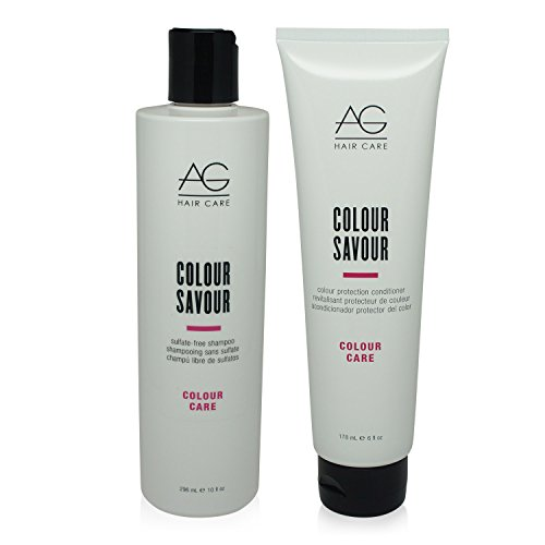 AG-Hair-Colour-Savour-Shampoo-10oz-Conditioner-6oz-Duo-Set