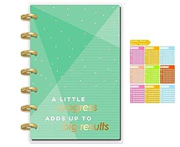 Mini planificador Happy Planner edición de presupuesto ...