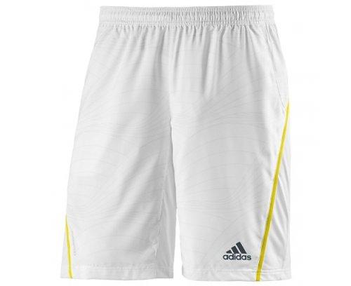 adidas Bermuda - Shorts Adizero - Pantalones de pádel para hombre, tamaño XL, color blanco/oscuro onix: Amazon.es: Deportes y aire libre