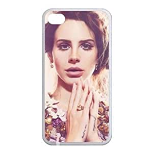 [Pop Star Series] Singer Lana Del Rey Case for Iphone 4 4S SEXYASS4S 1956