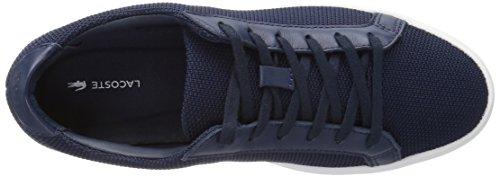 Lacoste Womens Fashion Sneaker Navy JBoMhW