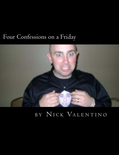 Four Confessions on a Friday: Volume 1 (4CF) pdf