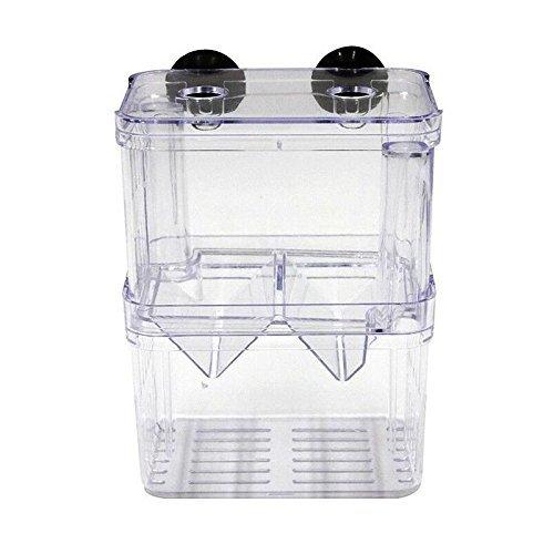 XMHF Plastic Fish Isolation Box Multi-Functional Breeding Hatchery Incubator Box