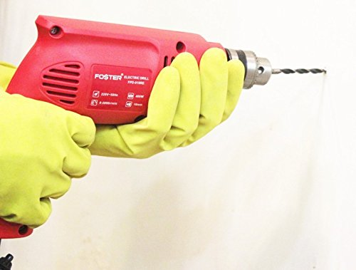 Foster FPD-010RE Variable speed Forward/Reverse Pistol Grip Drill machine (10 mm Chuck Size)