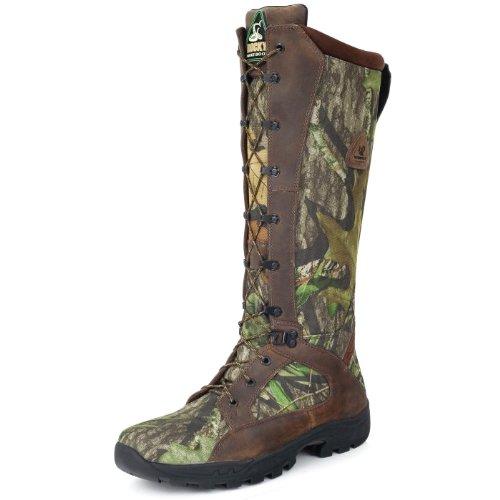 Rocky Mens 16 ProLight Snakeproof MOBU Side Zipper Boot-1581 EVzlo0E