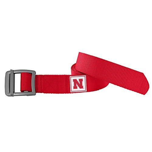 (Littlearth NCAA Nebraska Cornhuskers Field Belt, Small/Medium )
