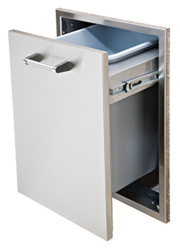 delta-heat-dhtd18t-b-18-wide-stainless-steel-built-in-tall-trash-drawer-with-included-trash
