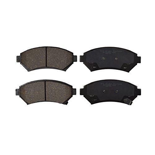 nced KFE699-104 Premium Ceramic FRONT Brake Pad Set ()