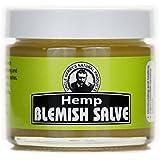 Uncle Harry's Hemp Blemish Salve Healing Ointment (2 oz glass jar)