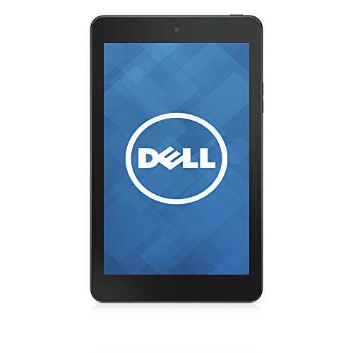 Dell Venue 8 16GB Android Tablet Black (Android Dell 8 Tablet)