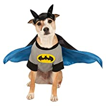 DC Comics Pet Costume, Large, Batman