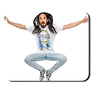 Design With Steve Aoki Durable Soft 240Mmx200Mmx2Mm Mousepads For Mousepad Choose Design 4