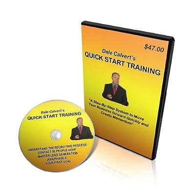 Dale Calvert Quick Start Network Marketing DVD Set