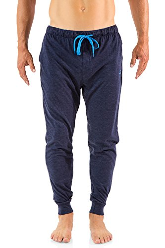 Balanced Tech Men's Cotton Knit Jogger Lounge Pants