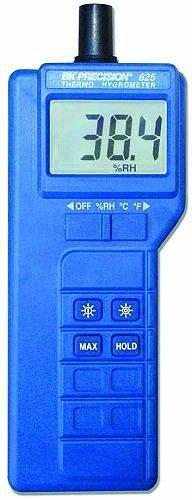 B&K Precision 625 Compact Digital Thermo Hygrometer