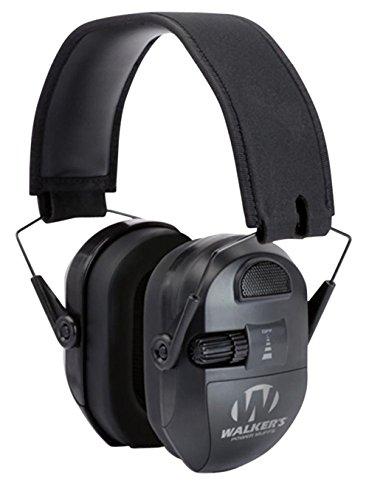 Game Ear Ultimate Series Power Muff Black Earmuff (27dB) by Ultimate Series