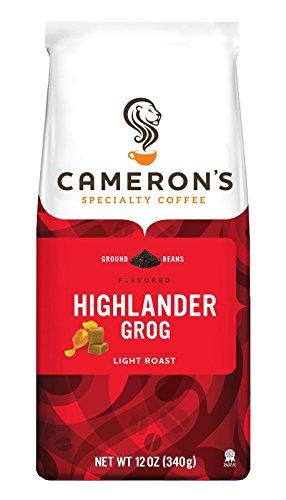 Cameron's Coffee Highlander Grog, 12 Ounce Bag