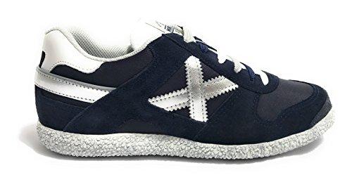 München Unisex-adult Doel Sneaker, Marineblauw, Blauw Eu