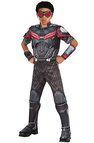Captain America: Civil War - Deluxe Muscle Chest Falcon Costume for -