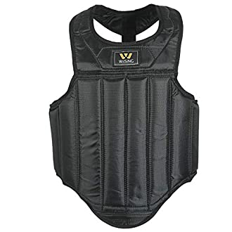 Martial Arts Chest Protector Image